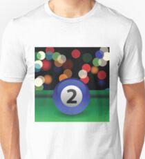 billiard ball Unisex T-Shirt