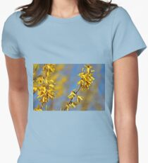 Northern Gold Womens Fitted T-Shirt