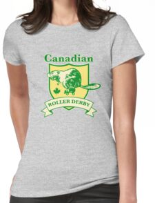 Canadian Roller Derby T-Shirt