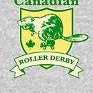 Canadian Roller Derby by John Perlock