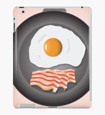 eggs and bacon iPad Case/Skin
