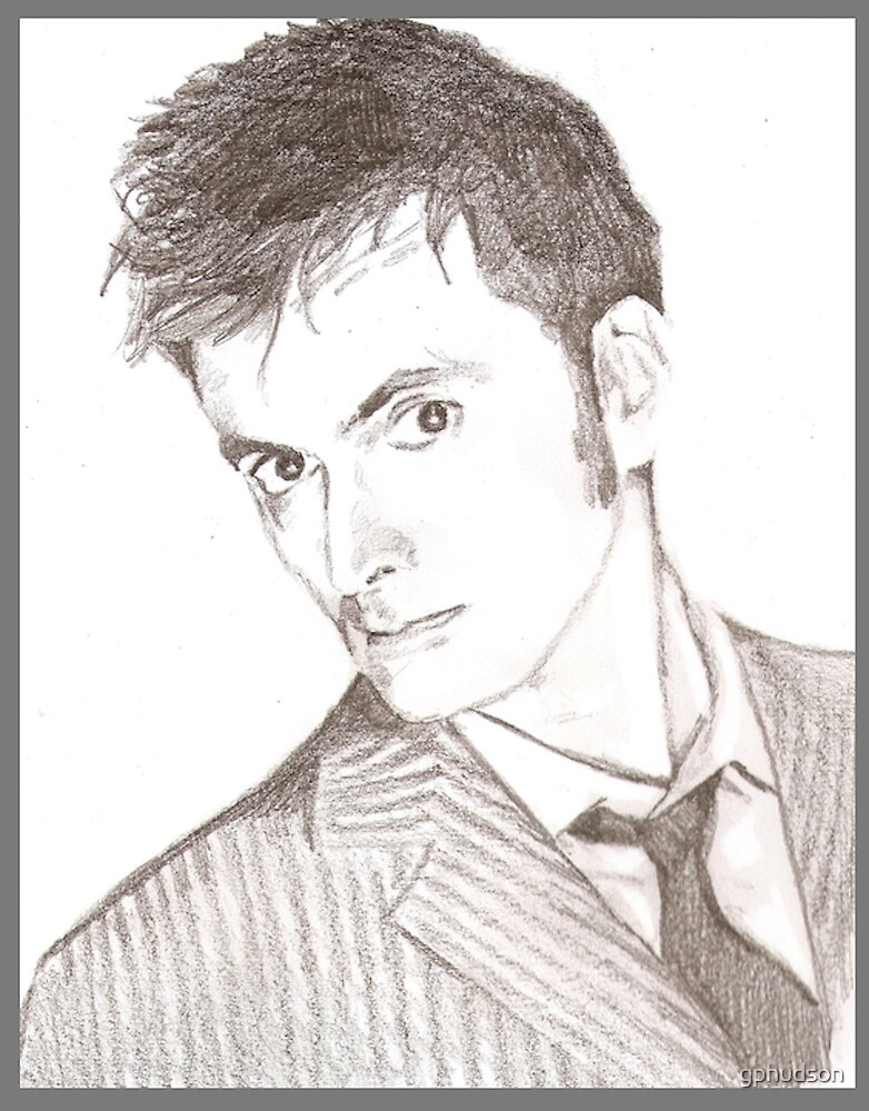 The Tenth Doctor by gphudson