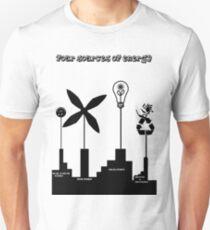 Four Energy Source T-Shirt