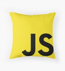 JavaScript Throw Pillow