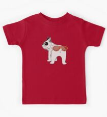 Dog Second Face Kids Tee