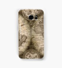 World Maps Samsung Galaxy Case/Skin
