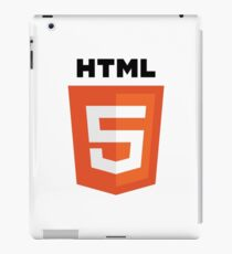 HTML iPad Case/Skin