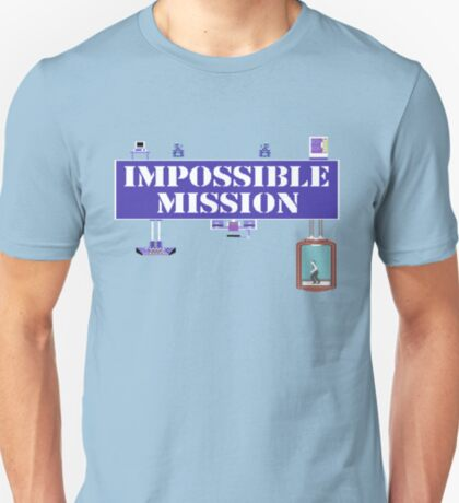Gaming [C64] - Impossible Mission T-Shirt