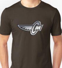 Corley Motors Chrome Logo Unisex T-Shirt