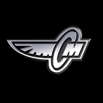 Corley Motors Chrome Logo by BlankCanvasDJ