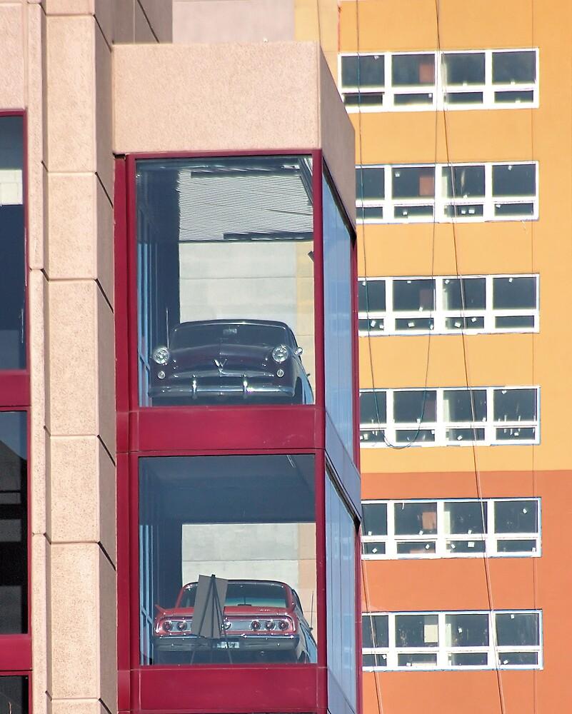 Autos Undar Glass by renofog
