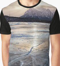 Webs of Cracks Graphic T-Shirt