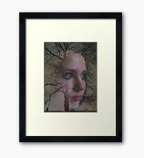 EMMA JANE Framed Print