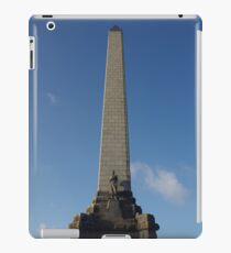 Monument on One Tree Hill iPad Case/Skin