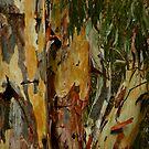 'Raining colours' by Jayne Healy