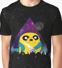 Jake Adventure time - galaxy Graphic T-Shirt