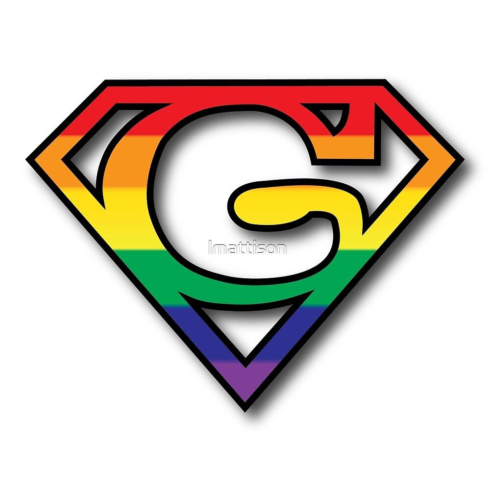 Super Gay by lmattison