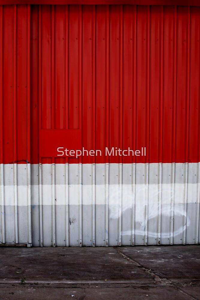 Garage by Stephen Mitchell