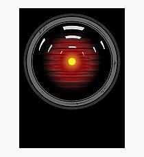 Hal 9000 Photographic Print