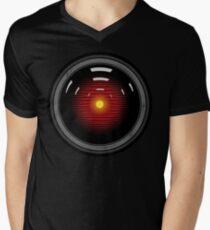 Hal 9000 Men's V-Neck T-Shirt
