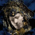 Mask of Love (or The Kiss) by Gianni A. Sarcone