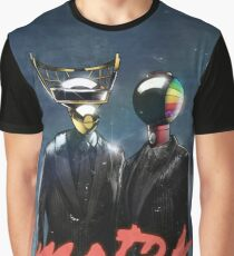 Daft Science Theater 3000 Graphic T-Shirt