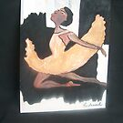 Janet Collins by Hadassah