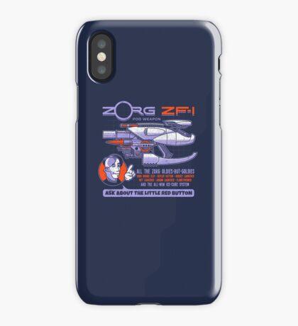 Zorg Z-F1 iPhone Case/Skin