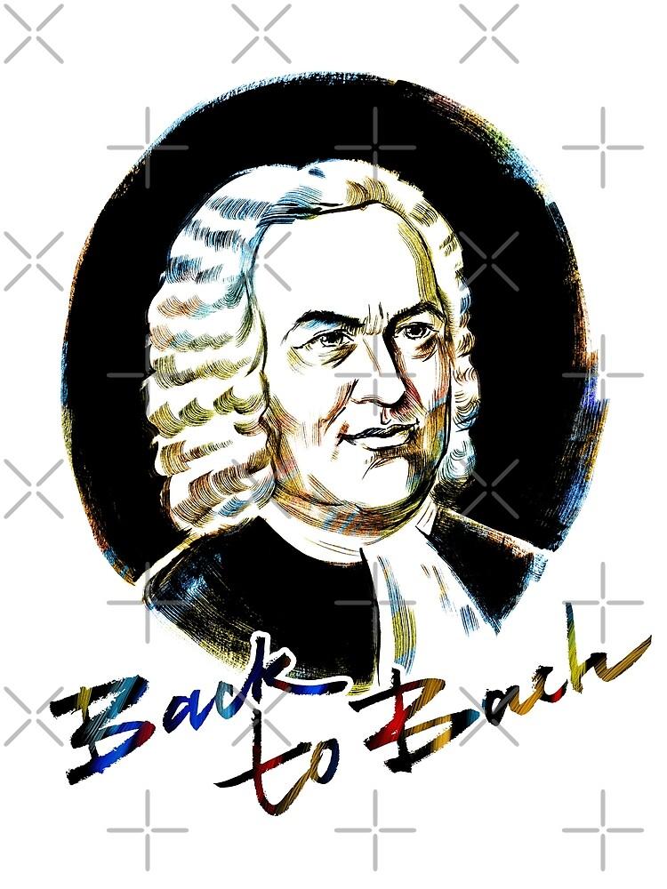 Back to Bach by Irina Ivanova