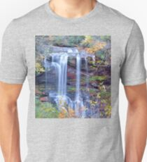 Autumn At Dry Falls Unisex T-Shirt