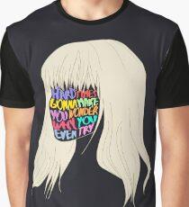 gonna make you wonder Graphic T-Shirt