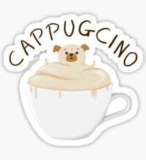 Capugcino! Sticker