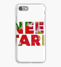 I need Starbs - Red Floral iPhone Case/Skin