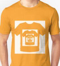 recursive shirt design. Unisex T-Shirt
