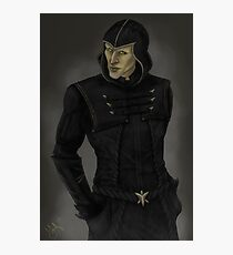 Commander Ondolemar Photographic Print