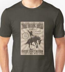 Tooke Bucking Horses Unisex T-Shirt