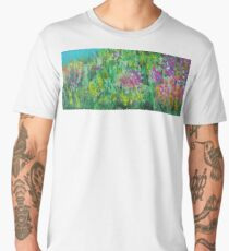 Floral sketch Men's Premium T-Shirt