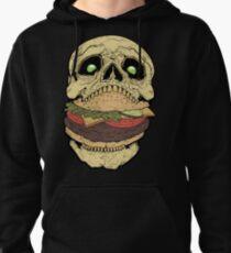Skullburger Pullover Hoodie