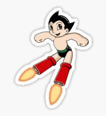 Astro Rockets Sticker