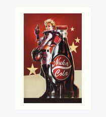 Nuka-Cola (2) Art Print