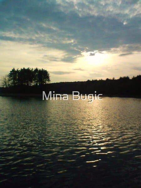 Lake by Mina Bugic