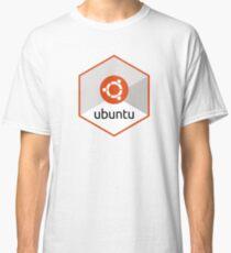 ubuntu hexagonal Classic T-Shirt