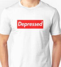 Depressed Unisex T-Shirt