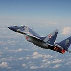 Mig29 - Polish Fulcrum - Dedication by Pat Speirs