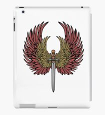 wing sword iPad Case/Skin