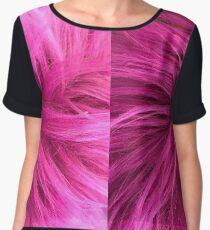 Pink Haze Women's Chiffon Top