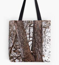 Winter Walk #2 Tote Bag