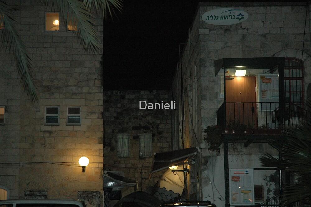 Old City by Danieli