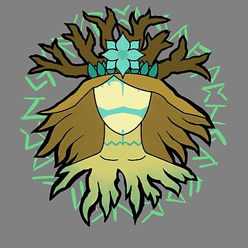 Freya, Goddess of Harvest by nethulmeow