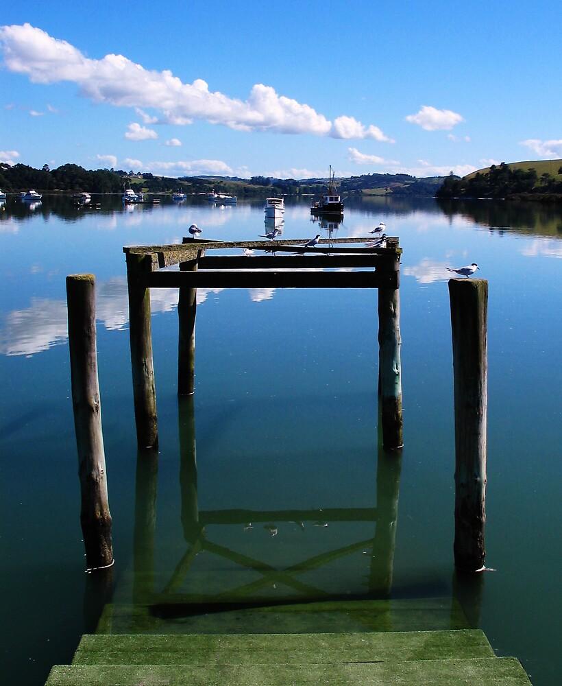 Pahi, Northland by bigufe